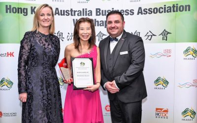 APSI Awarded 2017 HKABA Business Development Award