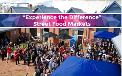 'Experience the Difference' Street Food Markets