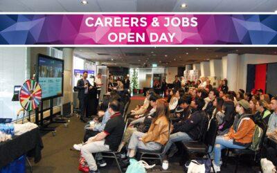 Careers & Jobs Open Day