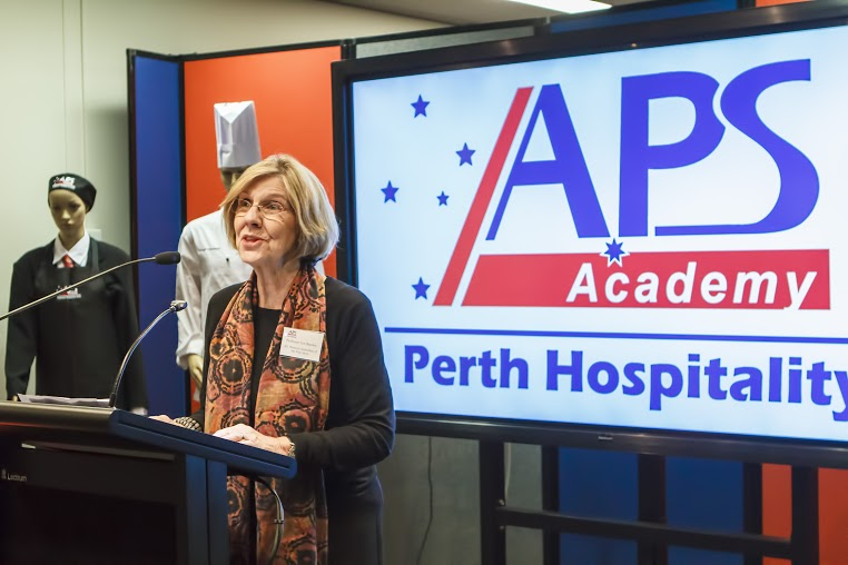 The Grand Opening of Perth Hospitality Academy