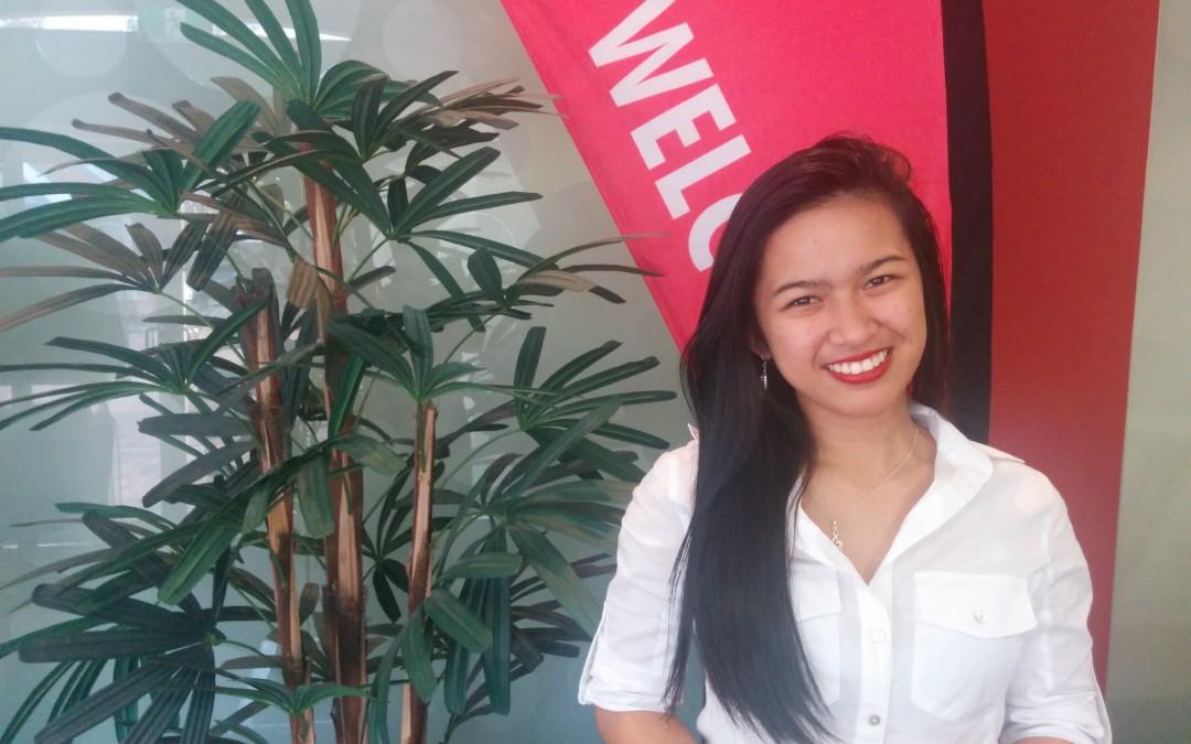 Mayumi Morales – Aged Care Student