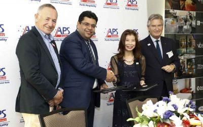 Strategic Partnership with Hospitality Industry