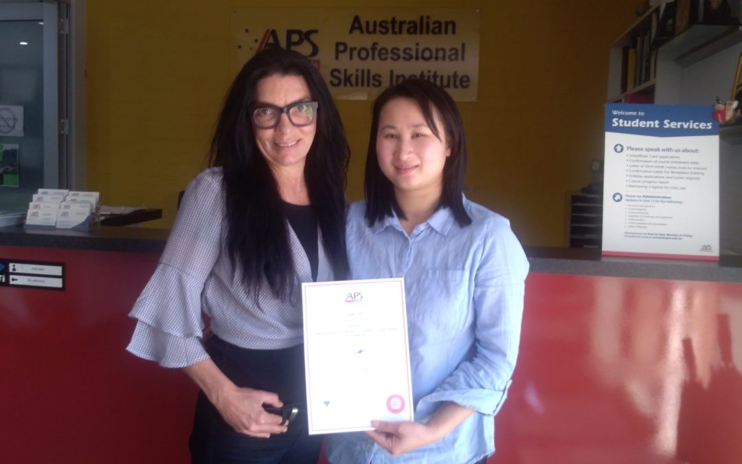 Certificate III in Individual Support (Ageing and HACC) 2018 for Mandarin speaking students