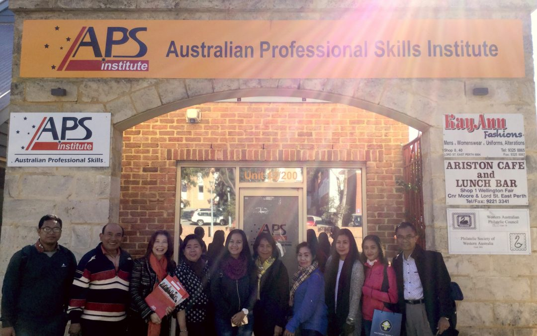 Bali Polytechnic School visit Perth